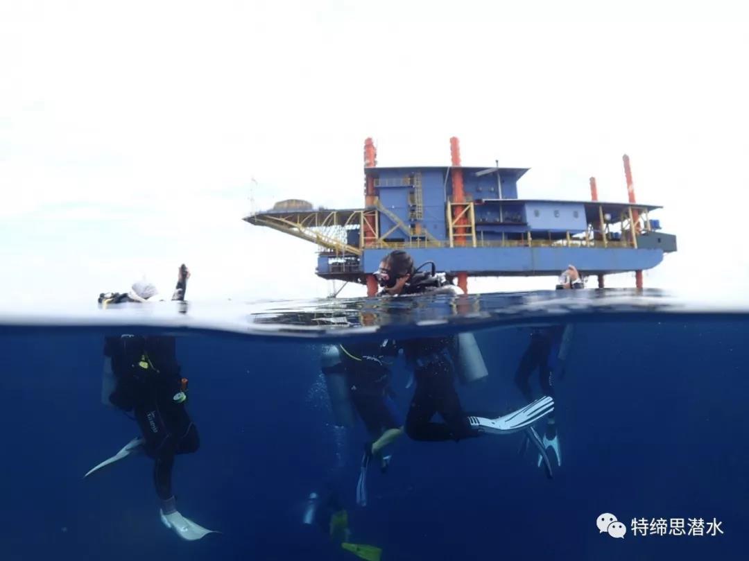 潜水旅行的礼仪